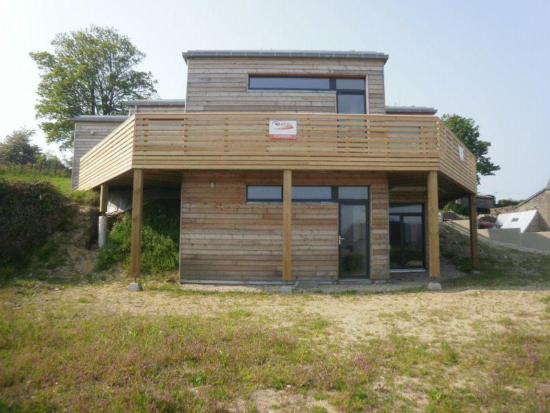 Maison ossature bois Valognes  HMC